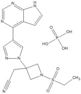 Baricitinib Phosphate Biochemical - AS 604850: A selective, ATP-competitive inhibitor of PI3K?