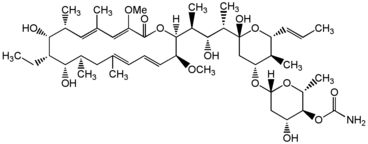 Biochemical - Concanamycin A (high purity) Structure